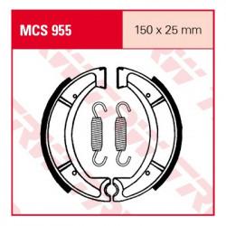 Мото накладки TRW MCS955