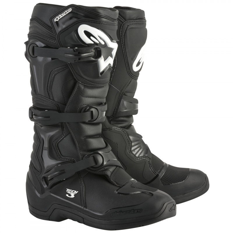 Ботуши ALPINESTARS TECH 3 BLACK thumb