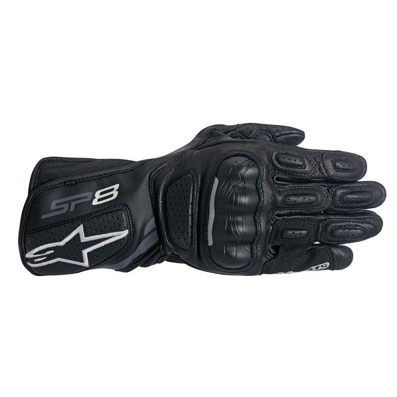 Дамски ръкавици ALPINESTARS STELLA SP-8 V2 BLACK/GRAY