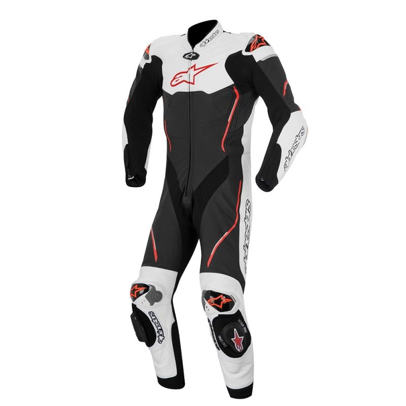 Кожен екип ALPINESTARS ATEM BLACK/WHITE/RED