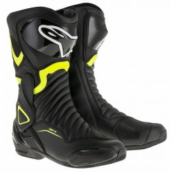 Ботуши ALPINESTARS SMX-6 V2 BLACK/YELLOW