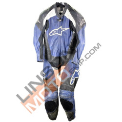 Екип Alpinestars blue/black 225