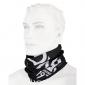 Мултифункционална кърпа O'NEAL SOLID BLACK/WHITE