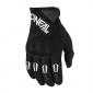 Мотокрос ръкавици O'NEAL HARDWEAR IRON BLACK