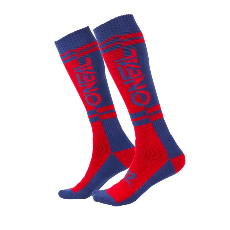Термо чорапи O`NEAL PRO MX TWOFACE BLACK/RED thumb