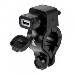 USB зарядно за мотоциклет 2400 mA - 12/24V 38832