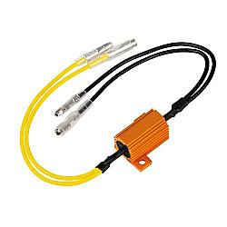 Резистори за LED мото мигачи  - 2броя 90469
