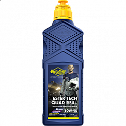 ATV масло PUTOLINE Ester Teh Quad RF4+ 10W-40