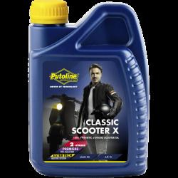 Скутер масло PUTOLINE Classic Scooter-X