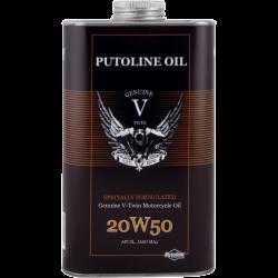 Синтетично масло PUTOLINE Genuine V-Twin SAE 20W-50