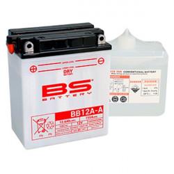 Мото акумулатор BS 12V - BB12A-A