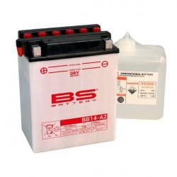 Мото акумулатор BS 12V - BB14-A2