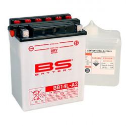 Мото акумулатор BS 12V - BB14L-A2
