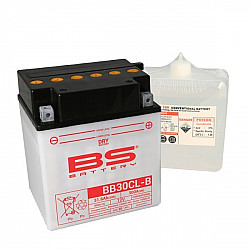 Мото акумулатор BS 12V - BB30CL-B