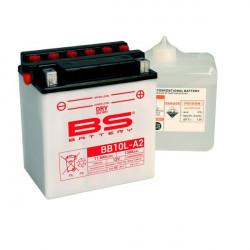 Мото акумулатор BS 12V - BB10L-A2