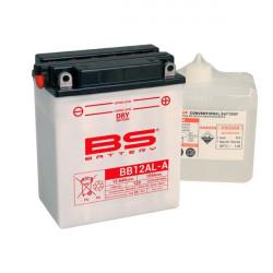 Мото акумулатор BS 12V - BB12AL-A