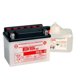 Мото акумулатор BS 12V - BB4L-B