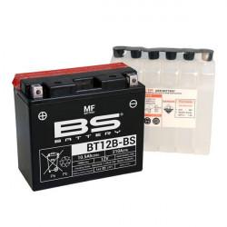 Мото акумулатор BS 12V - BT12B-BS