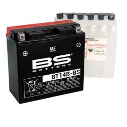 Мото акумулатор BS 12V - BT14B-BS