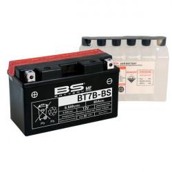 Мото акумулатор BS 12V - BT7B-BS