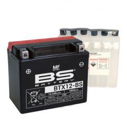 Мото акумулатор BS 12V - BTX12-BS