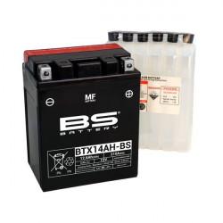 Мото акумулатор BS 12V - BTX14AH-BS