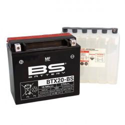 Мото акумулатор BS 12V - BTX20-BS