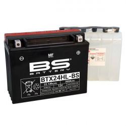 Мото акумулатор BS 12V - BTX24HL-BS