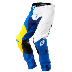 Крос брич O`NEAL MAYHEM LITE SPLIT BLUE/YELLOW
