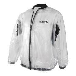Дъждобран O`NEAL SPLASH RAIN JACKET CLEAR