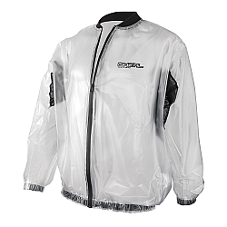 Дъждобран O'NEAL SPLASH RAIN JACKET CLEAR