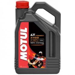 MOTUL 7100 4T 20W-50 - 4 литра