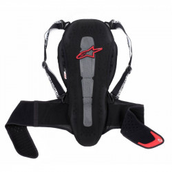 Гръб ALPINESTARS NUCLEON KR-2 BLACK/RED