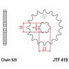 Предно зъбчато колело (пиньон) JTF419,14 thumb