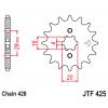 Предно зъбчато колело (пиньон) JTF425,15 thumb