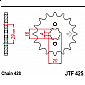 Предно зъбчато колело (пиньон) JTF425,14
