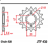 Предно зъбчато колело (пиньон) JTF430,13 thumb