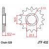 Предно зъбчато колело (пиньон) JTF432SC,11 thumb