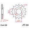 Предно зъбчато колело (пиньон) JTF434,16 thumb