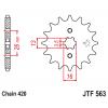 Предно зъбчато колело (пиньон) JTF563,12 thumb