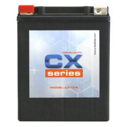 Мотоциклетен акумулатор UNIBAT CX14AH 13Ah, 12V
