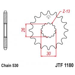 Предно зъбчато колело (пиньон) JTF1180,19