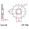 Предно зъбчато колело (пиньон) JTF1184,18 thumb