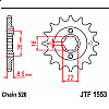Предно зъбчато колело (пиньон) JTF1553,15 thumb