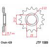 Предно зъбчато колело (пиньон) JTF1589,19 thumb
