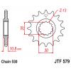 Предно зъбчато колело (пиньон) JTF579,17 thumb