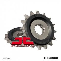 Предно зъбчато колело (пиньон) с успокоител за вибрации  JTF580,17