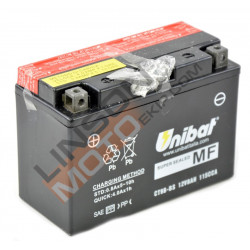 Акумулатор за мотор Unibat 8 Ah, 12 V - CT9B-BS