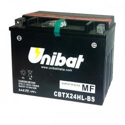 Акумулатор за мотор Unibat 21 Ah, 12 V - CBTX24HL-BS