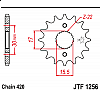 Предно зъбчато колело (пиньон) JTF1256,16 thumb